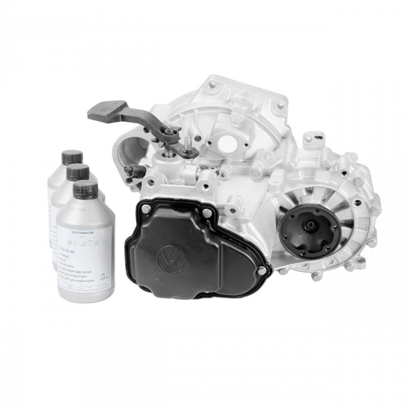 Boîte de vitesses Seat Leon 1,9 TDI 5-vitesses reconditionnée