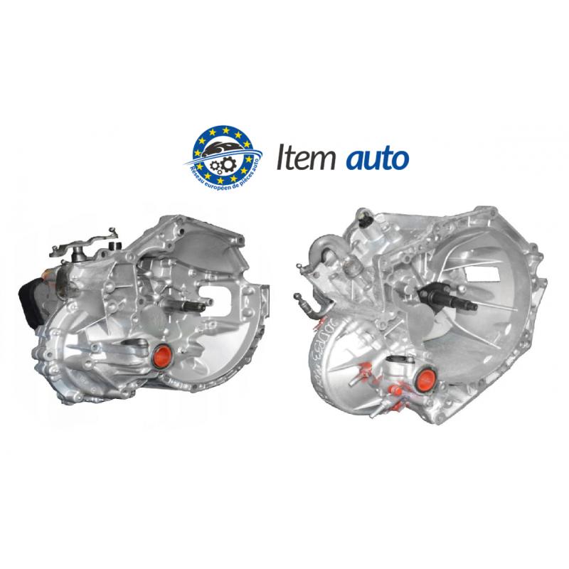 Boîte de vitesses Peugeot 307 1,6 16v 5-vitesses reconditionnée