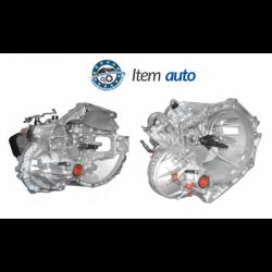 Boîte de vitesses Peugeot 206 1,6 16cv 110cv 5-vitesses reconditionnée