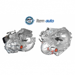 Boîte de vitesses Peugeot 1007 1,6 16v 5-vitesses reconditionnée